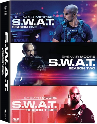 Picture of S.W.A.T.: Seasons 1-3 [DVD]