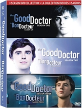 Picture of The Good Doctor: Seasons 1-3 (Bilingual) [DVD]