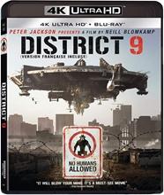 Picture of District 9 (Bilingual) [UHD+Blu-ray+Digital]