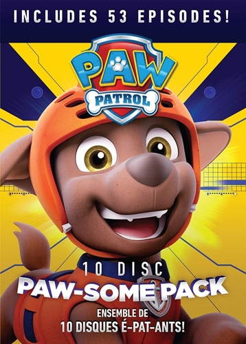 Picture of PAW Patrol: 10 Disc Pack [DVD]