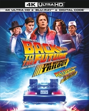 Picture of Back to the Future: 35th Anniversary[UHD+Blu-ray]