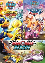 Picture of PAW Patrol: 3 Pack [DVD]