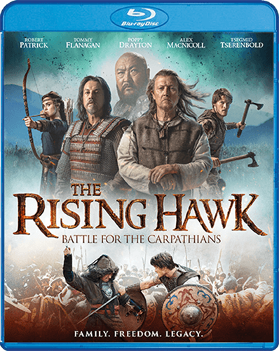 Picture of The Rising Hawk: Battle for the Carpathians [Blu-ray]