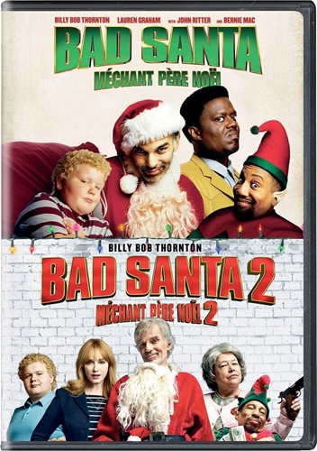 Picture of Bad Santa Double Feature [DVD]