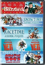 Picture of Frozen Fun 5-Film Collection [DVD]