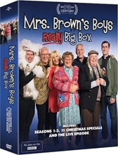 Picture of Mrs. Brown's Boys Really Big Box [DVD]