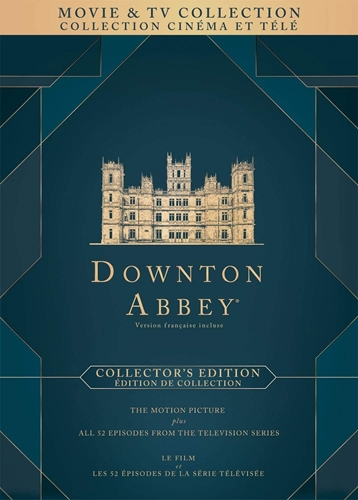 Picture of Downton Abbey Movie & TV Collection (Collector's Edition) [DVD]