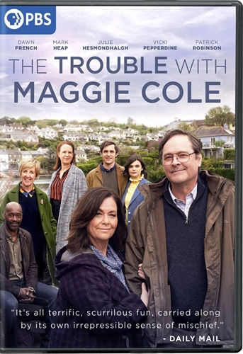 Picture of The Trouble with Maggie Cole [DVD]