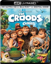 Picture of The Croods [UHD+Blu-ray]