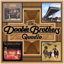 Picture of Quadio Box by The Doobie Brothers [4 Blu-ray]