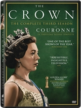 Picture of The Crown: Season 3 (Bilingual) [DVD]