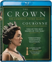 Picture of The Crown: Season 3 (Bilingual) [Blu-ray]