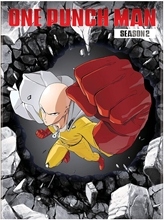 Picture of One-Punch Man: Season 2 [DVD]