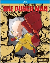 Picture of One-Punch Man: Season 2 [Blu-ray]