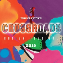 Picture of Eric Clapton's Crossroads Guitar Festival 2019 by Eric Clapton [2 Blu-ray]