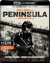 Picture of Train to Busan Presents: Peninsula [UHD+Blu-ray]
