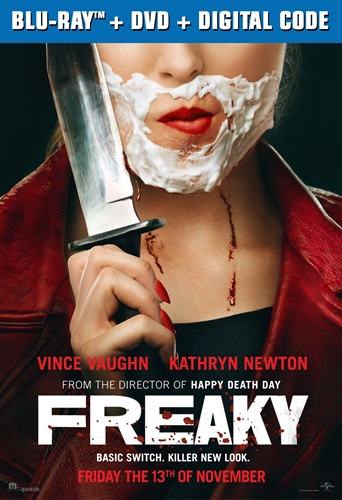 Picture of Freaky [Blu-ray+DVD+Digital]