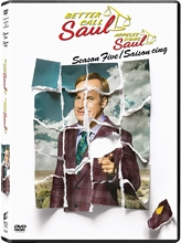 Picture of Better Call Saul: Season 5 [DVD]
