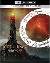 Picture of Lord of the Rings, The Motion Picture Trilogy (Extended & Theatrical) [UHD+Digital]