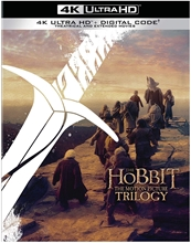 Picture of Hobbit Motion Picture Trilogy, The (Extended & Theatrical) [UHD+Digital]