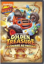 Picture of Blaze and the Monster Machines: Race for the Golden Treasure [DVD]