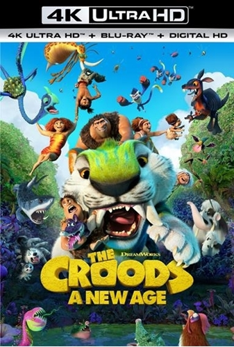 Picture of The Croods: A New Age [UHD+Blu-ray+Digital]