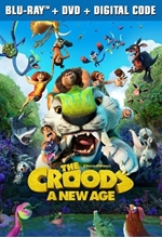Picture of The Croods: A New Age [Blu-ray+DVD+Digital]