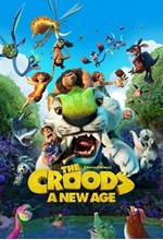 Picture of The Croods: A New Age [DVD]