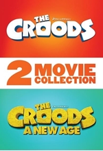 Picture of The Croods: 2-Movie Collection [DVD]