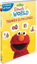 Picture of Sesame Street: Elmo's World - Things Elmo Loves [DVD]