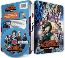 Picture of My Hero Academia: Two Heroes (Steelbook) [Blu-ray]