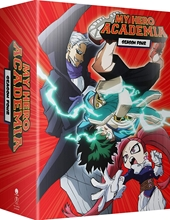 Picture of My Hero Academia - Season 4 Part 2 (Limited Edition) [Blu-ray]