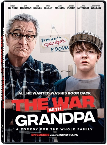 Picture of The War With Grandpa [DVD]