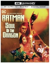 Picture of Batman: Soul of the Dragon [UHD+Blu-ray+Digital]