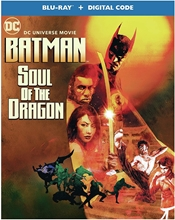 Picture of Batman: Soul of the Dragon [Blu-ray+Digital]