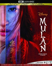 Picture of Mulan (Live Action) (Ultimate Collectors Edition) [UHD+Blu-ray+Digital]