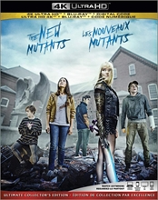 Picture of The New Mutants [UHD+Blu-ray+Digital]