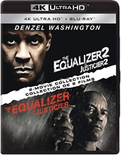 Picture of The Equalizer / The Equalizer 2 (Bilingual) [UHD+Blu-ray+Digital]
