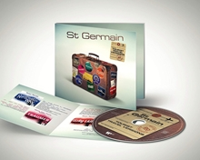 Picture of Tourist (20th Anniversary Travel Versions) by St Germain [1CD]