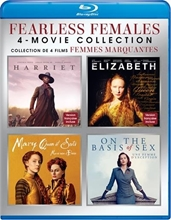 Picture of Fearless Females 4-Movie Collection​ [Blu-ray]