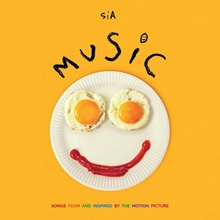 Picture of Music - Songs From And Inspired By The Motion Picture by Sia