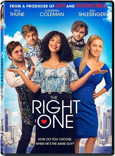 Picture of The Right One [DVD]