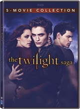 Picture of Twilight Saga: 5 Movie Collection [DVD]