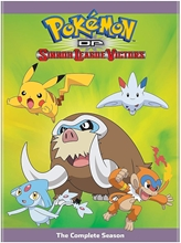 Picture of Pokemon The Series: Diamond and Pearl Sinnoh League Victors Complete Season [DVD]