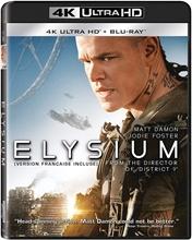 Picture of Elysium (Bilingual) [UHD+Blu-ray+Digital]