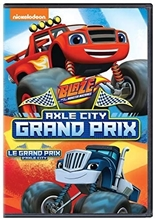 Picture of Blaze and the Monster Machines: Axle City Grand Prix [DVD]