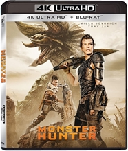 Picture of Monster Hunter (Bilingual) [UHD+Blu-ray]