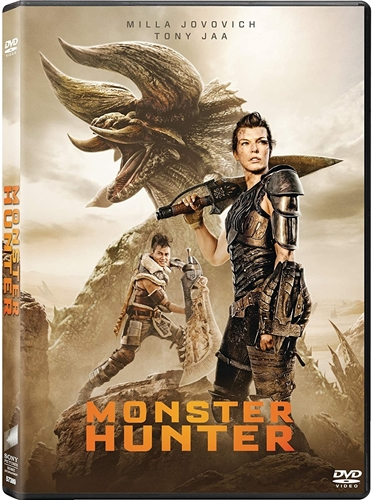 Picture of Monster Hunter (Bilingual) [DVD]