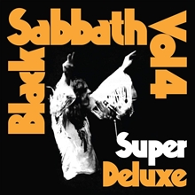 Picture of Vol. 4 (Super Deluxe Edition) by Black Sabbath [4 CD]