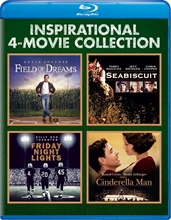 Picture of Inspirational 4-Movie Collection [Blu-ray]